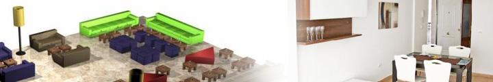 Imex s l instalacion y montaje for Alquiler de mobiliario de oficina